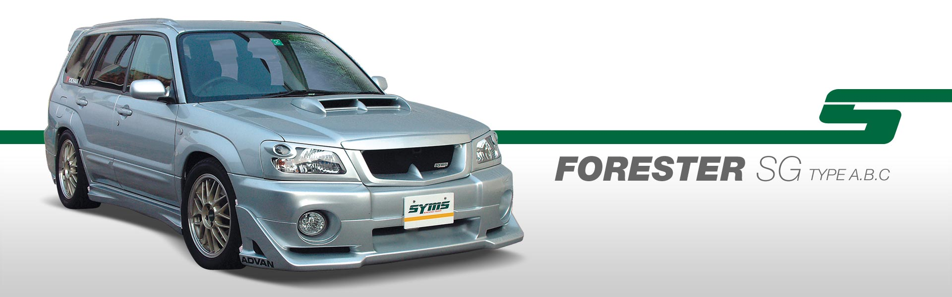 FORESTER - SG - TYPE A.B.C